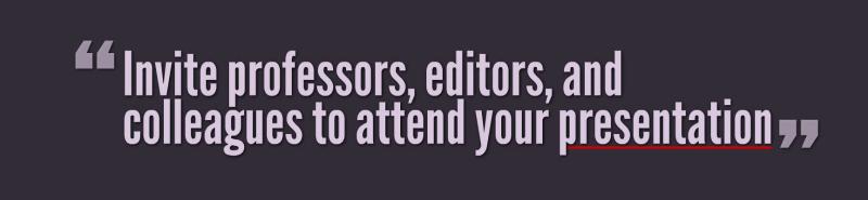 Invite-professors